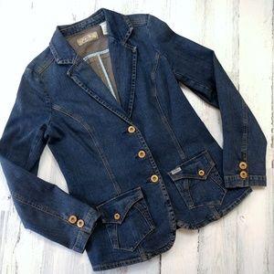 🌿 Levi Strauss Signature Denim Jean Jacket Medium
